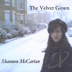 Mccartan, Shannon - Velvet Gown CD Cover Art