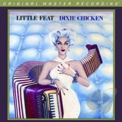 Little Feat - Dixie Chicken LP Cover Art