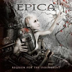Epica - Requiem for the Indifferent LP Cover Art