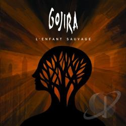 Gojira - L'Enfant Sauvage CD Cover Art