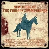 Furious Swampriders - New Rides Of The Furious Swampriders LP Cover Art