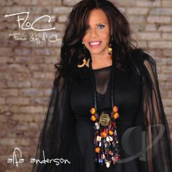 Alfa Anderson - Former Lady of Chic CD Cover Art