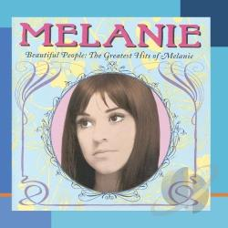 Melanie - Beautiful People: The Greatest Hits of Melanie CD Cover Art