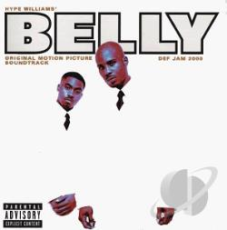 Belly - Soundtrack - Belly CD Cover Art