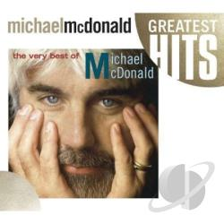 Mcdonald, Michael - Very Best of Michael McDonald CD Cover Art