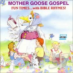 Mother Goose Gospel CD Cover Art