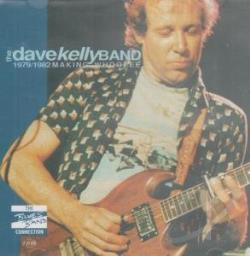 Kelly, Dave Band - Making Whoopee - 1979/1982 CD Cover Art