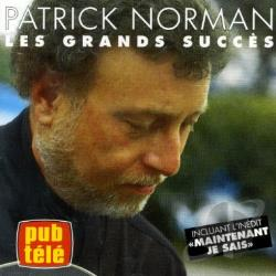 Norman, Patrick - Les Grands Succes CD Cover Art