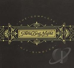 Three Dog Night - Complete Hit Singles CD Cover Art