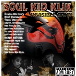 Soul Kid Klik - Invisible Army CD Cover Art