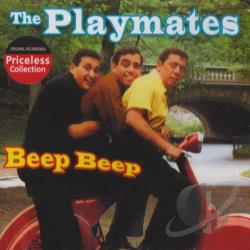 Playmates - Beep Beep CD Cover Art