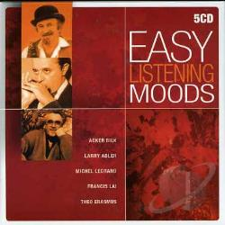 Easy Listening Moods CD Cover Art