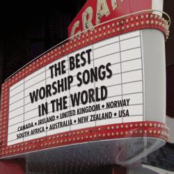 Best Worship Songs In The World Cd Album