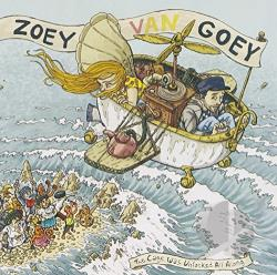 Van Goey, Zoey - Cage Was Unlocked All Along CD Cover Art