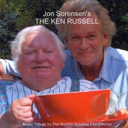 Sorensen, Jon - Ken Russell CD Cover Art