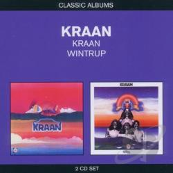 Kraan - Classic Albums CD Cover Art