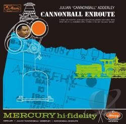 Adderley, Cannonball - Cannonball Enroute CD Cover Art