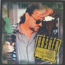 Absher, Brad - Find You Tonight CD Cover Art