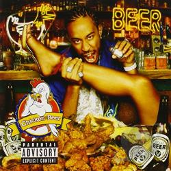 Ludacris - Chicken -N- Beer CD Cover Art