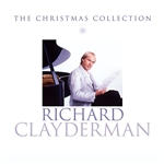 Clayderman, Richard - Christmas Collection CD Cover Art