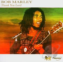 Marley, Bob - Thank You Lord CD Cover Art