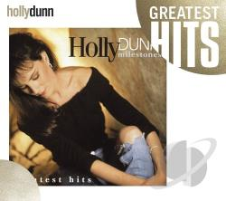 Dunn, Holly - Greatest Hits: Holly Dunn CD Cover Art