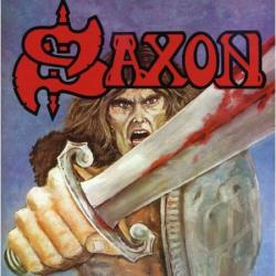 Saxon - Saxon CD Cover Art