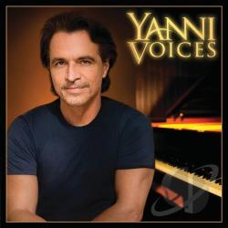 Yanni - Yanni Voices CD Cover Art