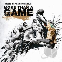 More Than a Game CD Cover Art