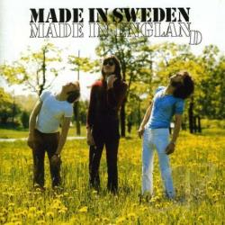 Made In Sweden - Made in England CD Cover Art