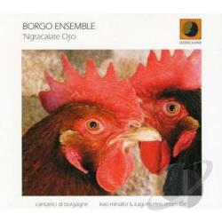 Borgo Ensemble - Ngracalate Osci CD Cover Art