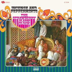 Strawberry Alarm Clock - Incense and Peppermints CD Cover Art