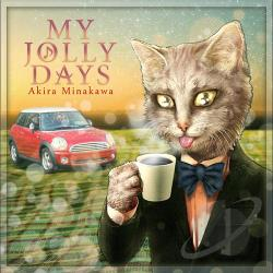 Minakawa, Akira - My Jolly Days CD Cover Art