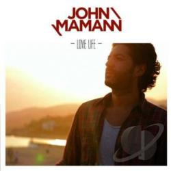 Mamann, John - Love Life CD Cover Art