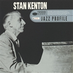 Kenton, Stan - Jazz Profile: Stan Kenton DB Cover Art
