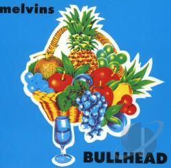 Melvins - Bullhead CD Cover Art