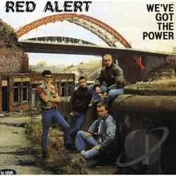 Red Alert - We've Got the Power CD Cover Art