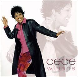 Winans, Cece - Cece Winans CD Cover Art