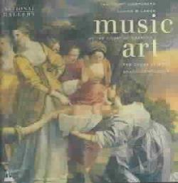 Music at the Court of Charle CD Cover Art