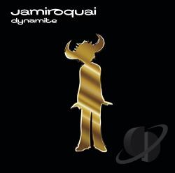 Jamiroquai - Dynamite CD Cover Art