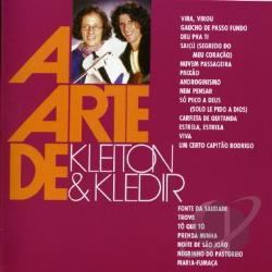 Kleiton & Kledir - Arte De CD Cover Art