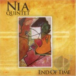 Nia Quintet - End of Time CD Cover Art