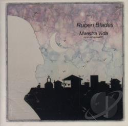 Blades, Ruben - Maestra Vida Vol. 2 CD Cover Art