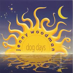 Woodman, Jenny - Dog Days CD Cover Art