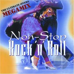 Non-Stop Rock N Roll CD Cover Art