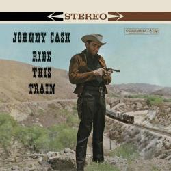 Cash, Johnny - Ride This Train CD Cover Art