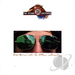 Doobie Brothers - Takin' It to the Streets CD Cover Art