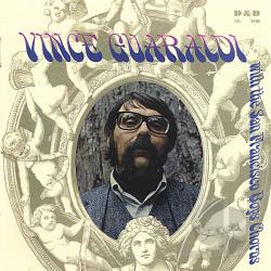 Guaraldi, Vince - Vince Guaraldi With The San Francisco Boys Chorus CD Cover Art