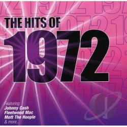 Collection: The Hits of 1972 CD Cover Art