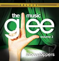 Glee - Glee: The Music Showstoppers CD Cover Art